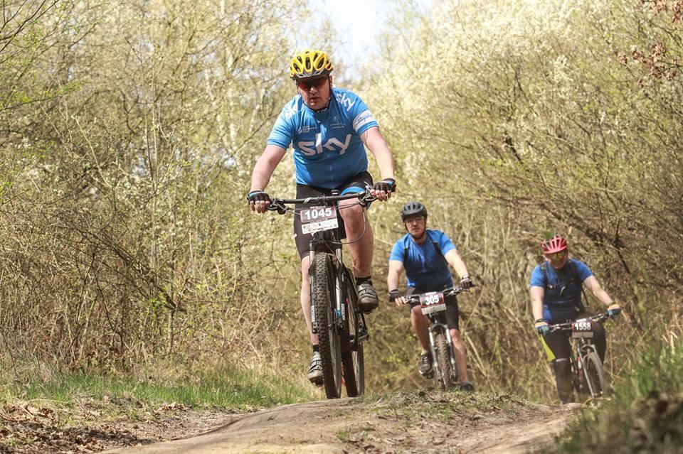 Słoneczna inauguracja Bike Maratonu. Miękinia wciąż na topie