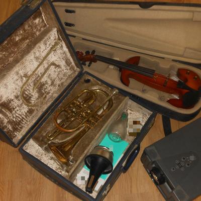 Zatrzymali złodzieja instrumentów muzycznych