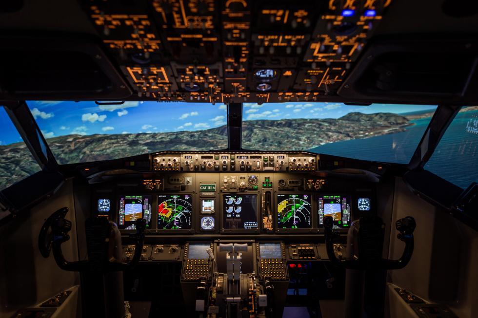 Loty Marzeń – pierwszy symulator Boeinga weWrocławiu