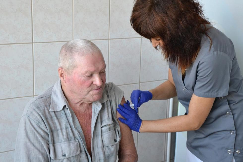 HARMONOGRAM: Szczepienia przeciw grypie wgminie Polkowice