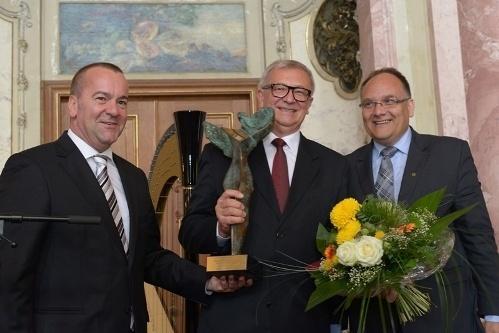 Nagroda Kulturalna Śląska po raz drugi wręczana wLegnicy