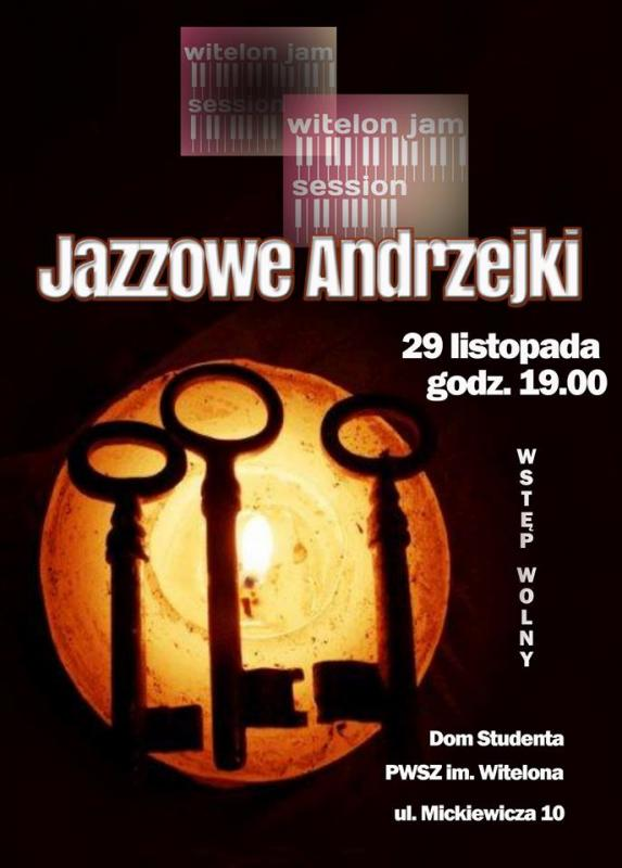 Andrzejki na jazzowo