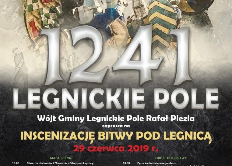 W Legnickim Polu już wsobotę inscenizacja słynnej bitwy