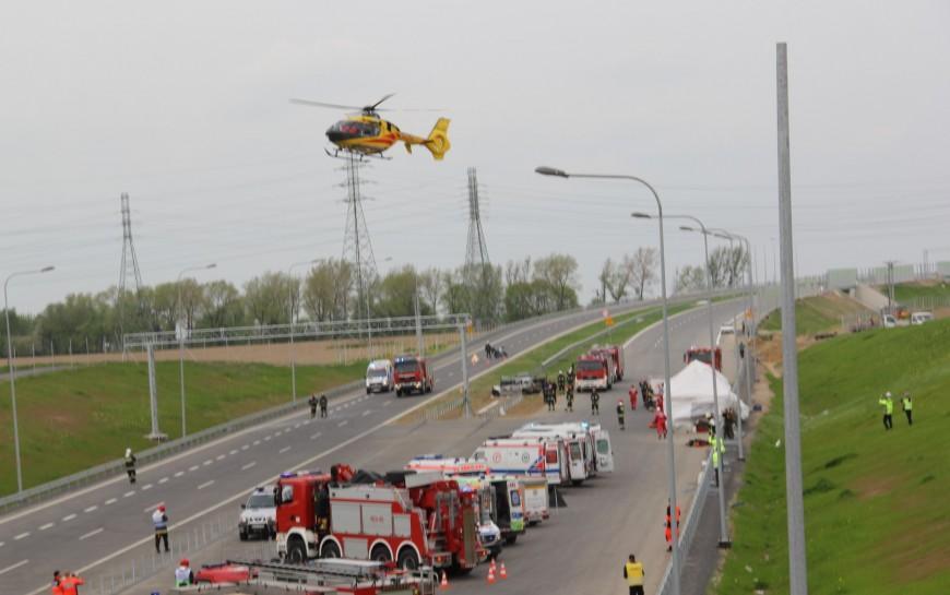 Jak działają służby ratownicze wsytuacjach kryzysowych? Konferencja wPWSZ