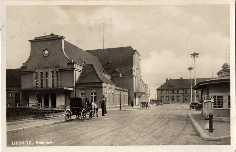 175 lat kolei wLegnicy