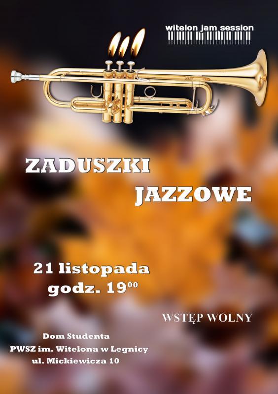 Zaduszki Jazzowe wDomu Studenta