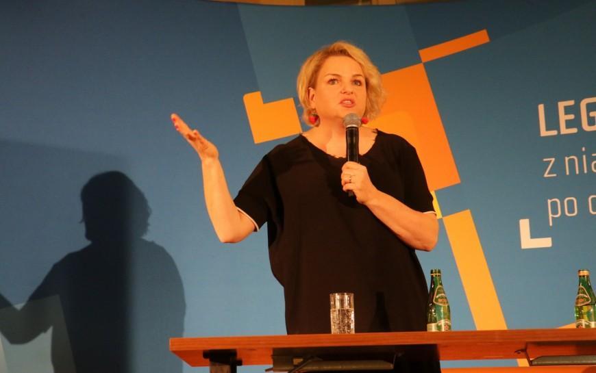 Spotkanie Kobiet. Katarzyna Bosacka pokazała nam, jak zdrowo żyć