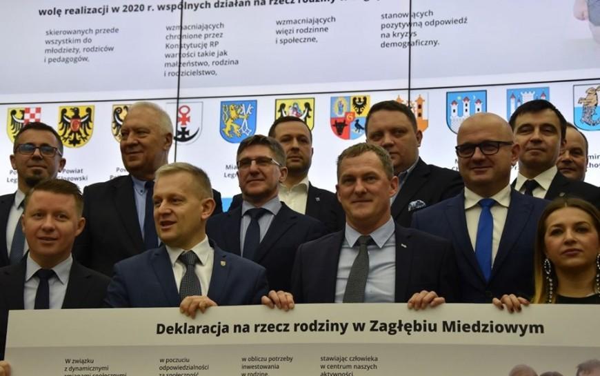 Współpraca samorządów zKGHM Polska Miedź