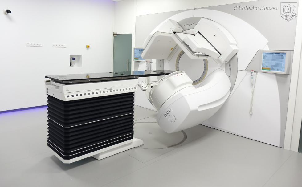 Dlaczego wnowoczesnym centrum radioterapii nie leczy się chorych?