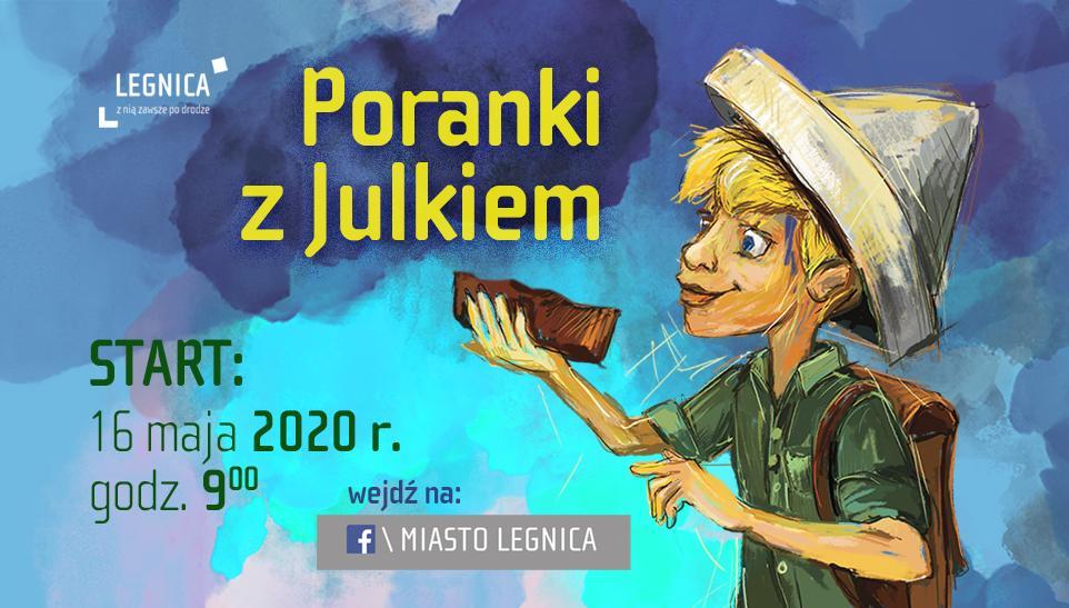 Legnicki Julek czeka na dzieciaki