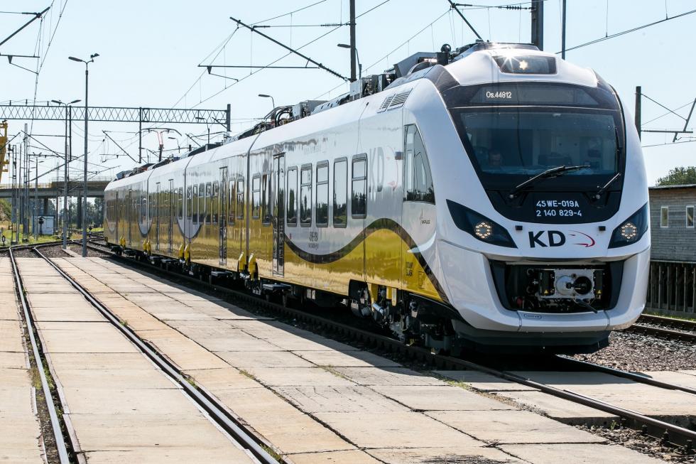 Koleje Dolnośląskie wstrzymują połączenia doGörlitz